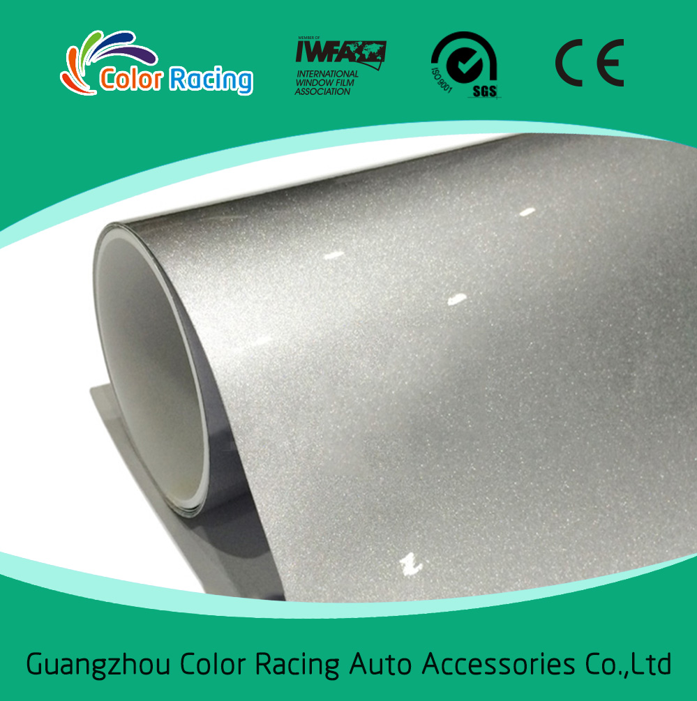 Co co colour car wrap - Hot Sale Colored Fashion Glossy 1 52 20m Car Wrapping Pearl Metallic Chrome Vinyl Wrap