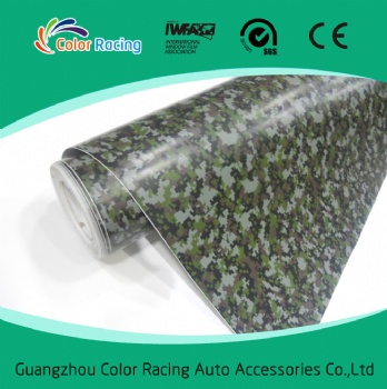 Color Racing Vinyl Wrap Film -Guangzhou Color Racing Auto