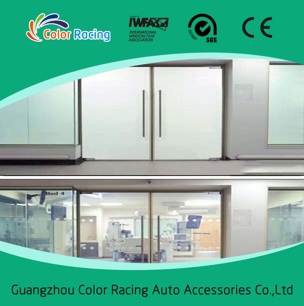 High Transpa Electric Switchable Self Adhesive Smart Tint Pdlc Film For Car Windows And House